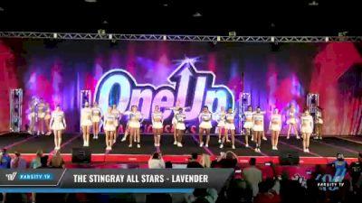 The Stingray Allstars - Marietta - Lavender [2021 L6 International Open Day 2] 2021 One Up National Championship