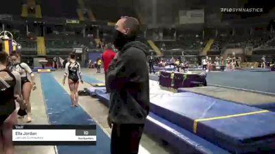 Ella Jordan - Vault, JamJev Gymnastics