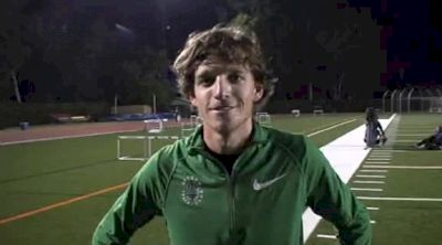 Andrew Bumbalough 3:37.15 PR 6th 1500 at the USATF Oxy High Performance 2011