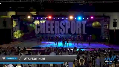 ATA Platinum [2021 Senior Coed 3] 2021 CHEERSPORT: Atlanta Grand Championship
