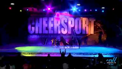 FAME NC - POPSTARS [2021 L1 Youth - Small Day 2] 2021 CHEERSPORT National Cheerleading Championship