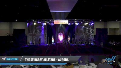 The Stingray Allstars - Aurora [2021 L4 - U19 Day 1] 2021 Queen of the Nile: Richmond