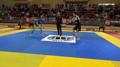 Eoghan O'flanagan vs Andrii Ishchuk 2019 2nd ADCC European Trials