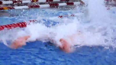 2018 Texas AM and Louisville at Ohio St | Big Ten Men's Swim Dive