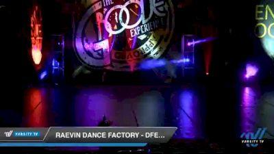 Raevin Dance Factory - DFE Mini Coed Hip Hop [2020 Mini - Hip Hop Day 1] 2020 Encore Championships: Houston DI & DII