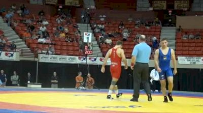66 r2, Josh Churella, NYAC vs Justin Pearch, US Army
