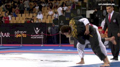 Abubakar Abakarov vs Amine Boudhina 2019 Abu Dhabi Grand Slam Abu Dhabi