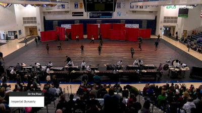 Imperial Dynasty at 2019 WGI Percussion|Winds East Power Regional