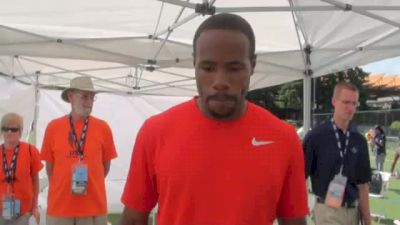 Darvis Patton makes first 200 team since 2003 at USATF Outdoor Championships 2011