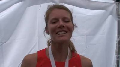 Alice Schmidt 2nd W 800 at the USATF Outdoor Championships 2001