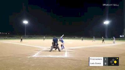 Lady Dukes vs. Firecrackers - 2021 Colorado 4th of July