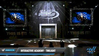 Interactive Academy - Twilight [2021 L1.1 Mini - PREP - D2 - A Day 1] 2021 The U.S. Finals: Louisville