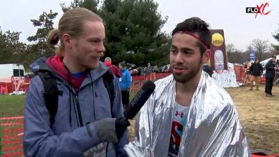 'Mountain Guy' Marcelo Laguera Scores Upset Win At DII XC