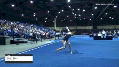Kinsey Davis - Floor, Southeastern - 2020 Tampa Bay Turner's Invitational