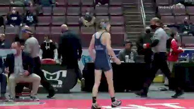 106 lbs Final - Cael Nasdeo, Williamsport vs Kaedyn Williams, Manheim Township