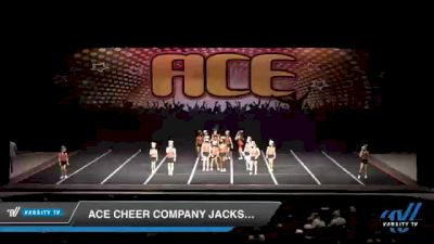 ACE Cheer Company - Jackson - High Rollers [2020 L3 Junior Small Coed] 2020 ACE Cheer Company Showcase