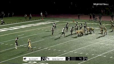 Replay: St. Frances Academy vs Good Counsel Commentary - 2021 St. Frances Academy vs Good Counsel | Sep 17 @ 7 PM