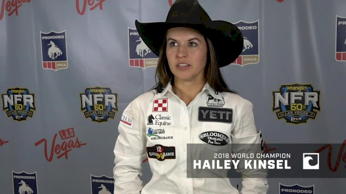 Kinsel Clinches World Title In Rd 9