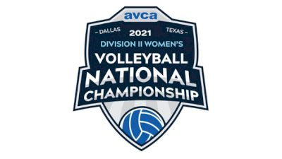 Full Replay: Court 1 - AVCA DII Women's Volleyball Championship - Apr 16