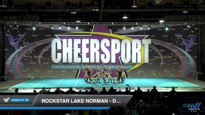 Rockstar Lake Norman - Def Leppard [2019 Senior Restricted Coed Small 5 Division B Day 2] 2019 CHEERSPORT Nationals