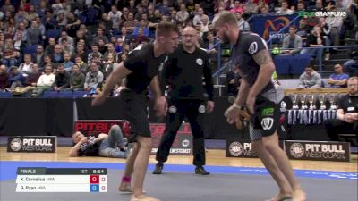 Gordon Ryan Wins First ADCC Gold With Guillotine Vs Keenan