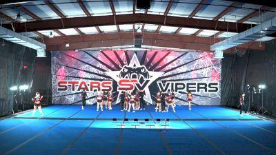 Stars Vipers - Royal Cobras [L5 Senior Coed - Small] 2021 NCA All-Star Virtual National Championship