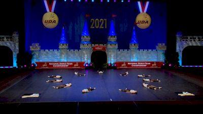 Ruckel Middle School [2021 Junior High - Jazz Semis] 2021 UDA National Dance Team Championship