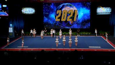 Core Athletix - Black Diamonds [2021 L6 Senior Open Large Coed Semis] 2021 The Cheerleading Worlds