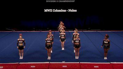 MWX Columbus - Nukes [2021 L4.2 Senior Coed - Small Wild Card] 2021 The D2 Summit