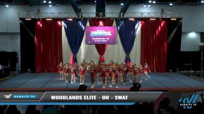 Woodlands Elite - OR - SWAT [2021 L5 Junior - Medium Day 2] 2021 The American Spectacular DI & DII