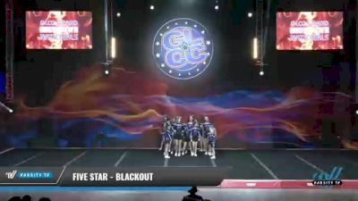 Five Star - Blackout [2021 L3 Youth Day 2] 2021 GLCC: The Showdown Grand Nationals