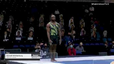 Donnell Whittenburg - Floor, Salto Gym Center - 2021 Winter Cup & Elite Team Cup
