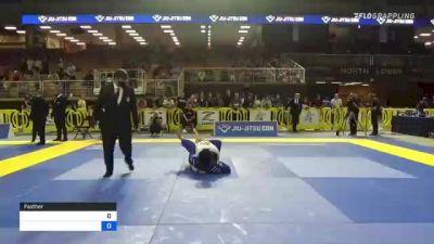 SHANE JAMIL HILL-TAYLOR vs RICHAR EMILIANO NOGUEIRA 2021 Pan Jiu-Jitsu IBJJF Championship