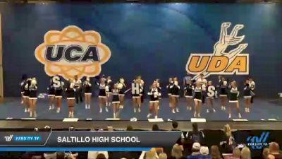 Saltillo High School [2020 Game Day Large Varsity Coed Day 2] 2020 UCA Magnolia Championship