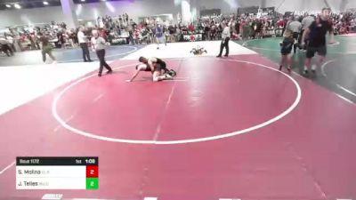 149 lbs Rr Rnd 4 - Steven Molina, El Paso Enforcers vs J Telles, Wu Crew