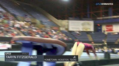 Taryn Fitzgerald - Vault, Stanford - 2018 Elevate the Stage - Augusta (NCAA)