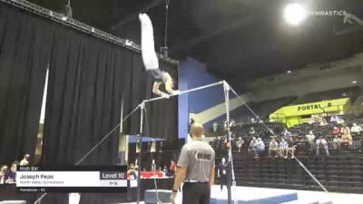 Joseph Pepe - High Bar, North Valley Gymnastics - 2021 USA Gymnastics Development Program National Championships