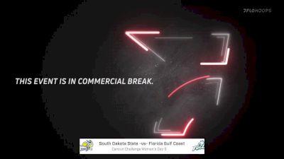 South Dakota State vs Florida Gulf Coast - 2019 Women's Cancun Challenge