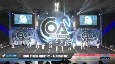 Blue Storm Athletics - GLACIER GIRLS [2021 L4 Junior - D2 - Small Day 1] 2021 COA: Midwest National Championship