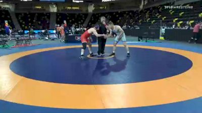 86 kg Consolation - Jack Jessen, Wildcat Wrestling Club vs Joseph Williams, Shenandoah RTC