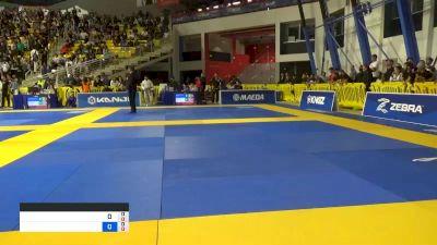BRIAN MAHECHA vs LUCIANO QUEIROZ 2019 World Jiu-Jitsu IBJJF Championship