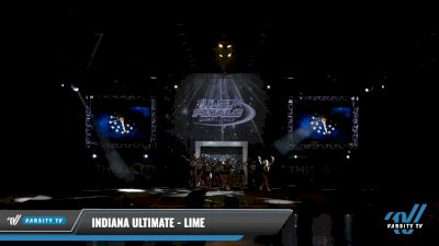 Indiana Ultimate - Lime [2021 L2 Youth - Small Day 2] 2021 The U.S. Finals: Louisville