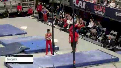 Dave Wolma - Still Rings, Cypress Academy - 2021 US Championships