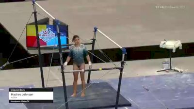 Madray Johnson - Bars, WOGA - 2021 US Championships