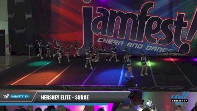 Hershey Elite - Surge [2021 L1 Mini Day 1] 2021 JAMfest: Liberty JAM