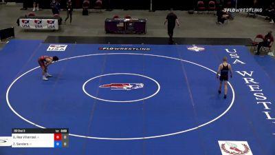 57 kg Rr Rnd 3 - Guesseppe Rea Villarroel, Team Lloyd Keaser vs Zach Sanders, Team Lee Kemp