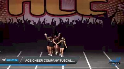 ACE Cheer Company Tuscaloosa - Red Rampage [2020 L3 Junior Small] 2020 ACE Cheer Company Showcase