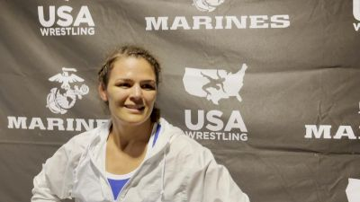 Kayla Miracle Wrestled Miraculously At World Team Trials