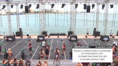 WZA 2018 RX Indy Assault Fitness Triplet