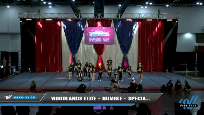 Woodlands Elite - Humble - Special Forces [2021 L2 - CheerABILITIES - Exhibition Day 2] 2021 The American Spectacular DI & DII